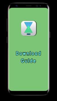 Guide for Xender : files transfer 2017 screenshot 1