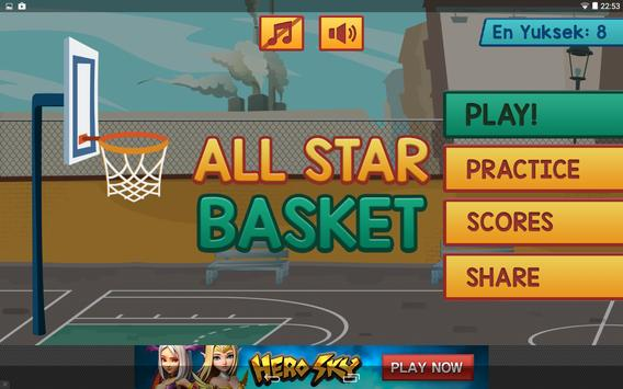 All Star Basket apk screenshot