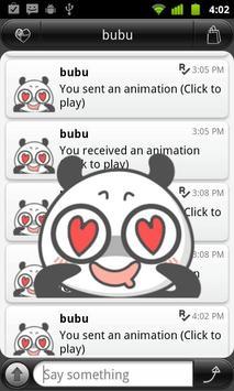 Panda Emoji apk screenshot