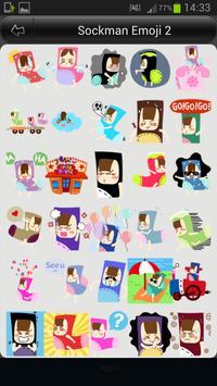 Emoji Sockman 2 poster
