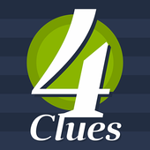 4 Clues - Guess a Word icon