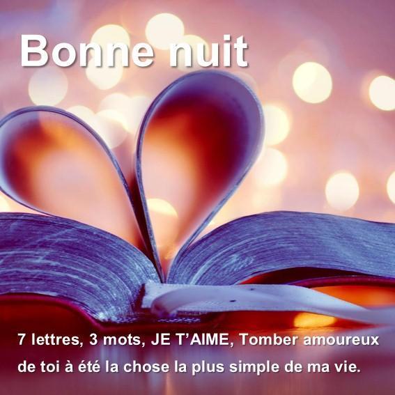 Message Bonne Nuit Mon Amour Pour Android Téléchargez Lapk