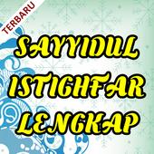 Sayyidul Istighfar & Khasiatnya Terlengkap icon