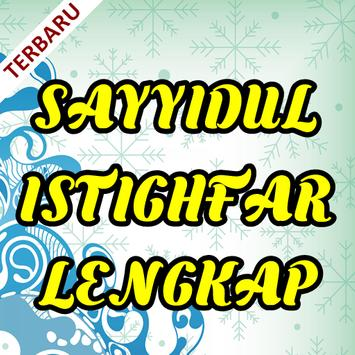 Sayyidul Istighfar & Khasiatnya Terlengkap poster