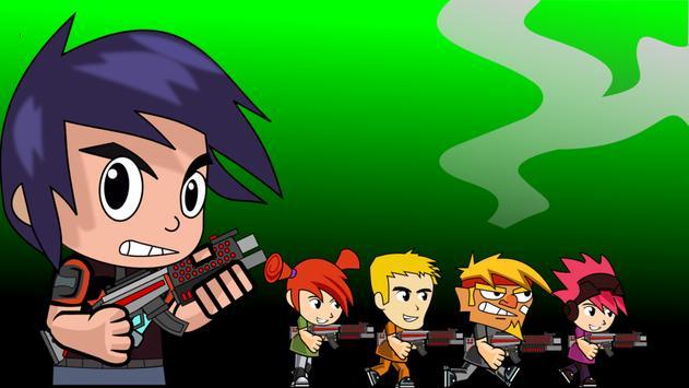 Gun Invasing Slug games poster