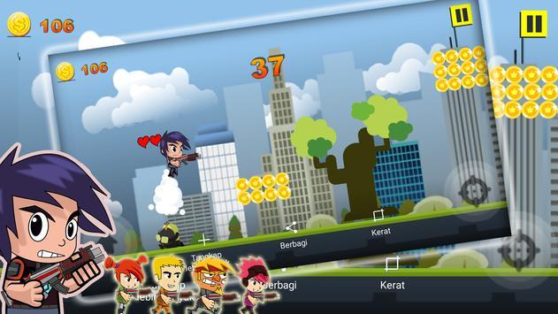 Gun Invasing Slug games apk screenshot