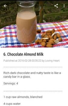 Milk Recipes screenshot 1