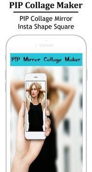 PIP Camera Mirror Collage Scrapbook Photo Editor apk screenshot