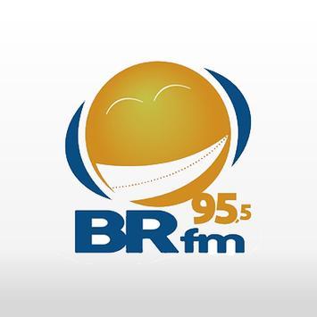 Radio BR FM 95,5 poster