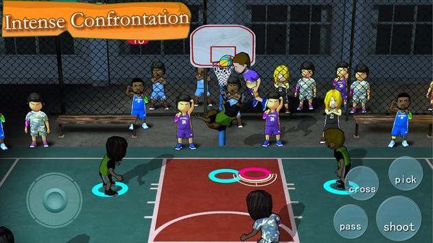 Street Basketball Association apk screenshot