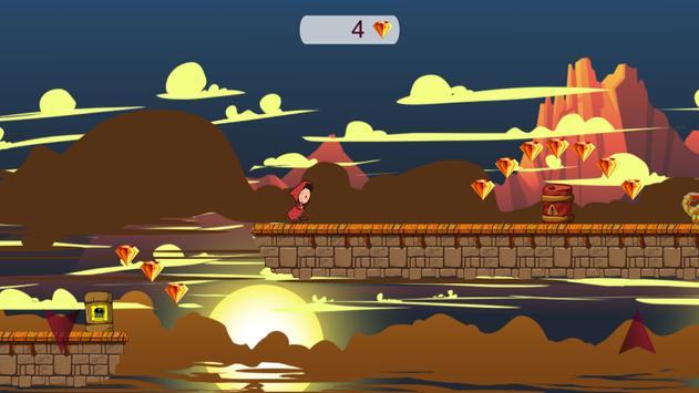 little red runner screenshot 3