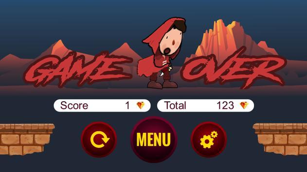 little red runner screenshot 6