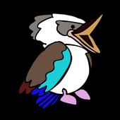 Flappy Kookaburra icon