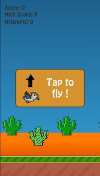 Flappy Kookaburra screenshot 2