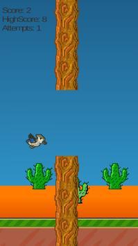 Flappy Kookaburra screenshot 3