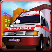 Road Accident Rescue Simulator icon