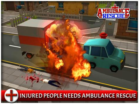 Road Accident Rescue Simulator screenshot 2