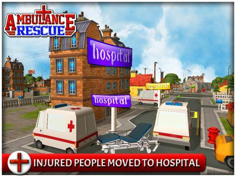 Road Accident Rescue Simulator screenshot 3
