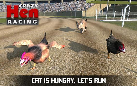 World Hen Racing Championship 2018 poster