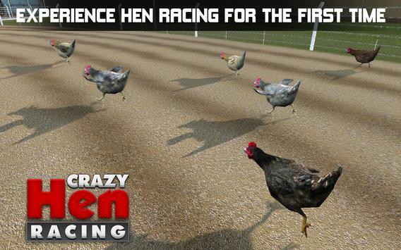 World Hen Racing Championship 2018 apk screenshot