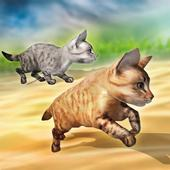 Fastest Cats Race - 100 Meter icon