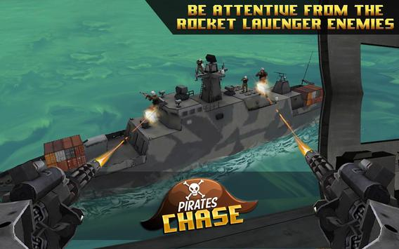 Pirates Chase poster