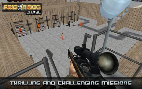 Prisoner Dog Chase apk screenshot