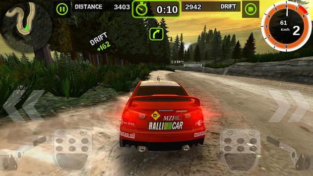 Rally Racer Dirt apk screenshot