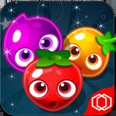 Fruit Juice Match 3 - 2018 icon