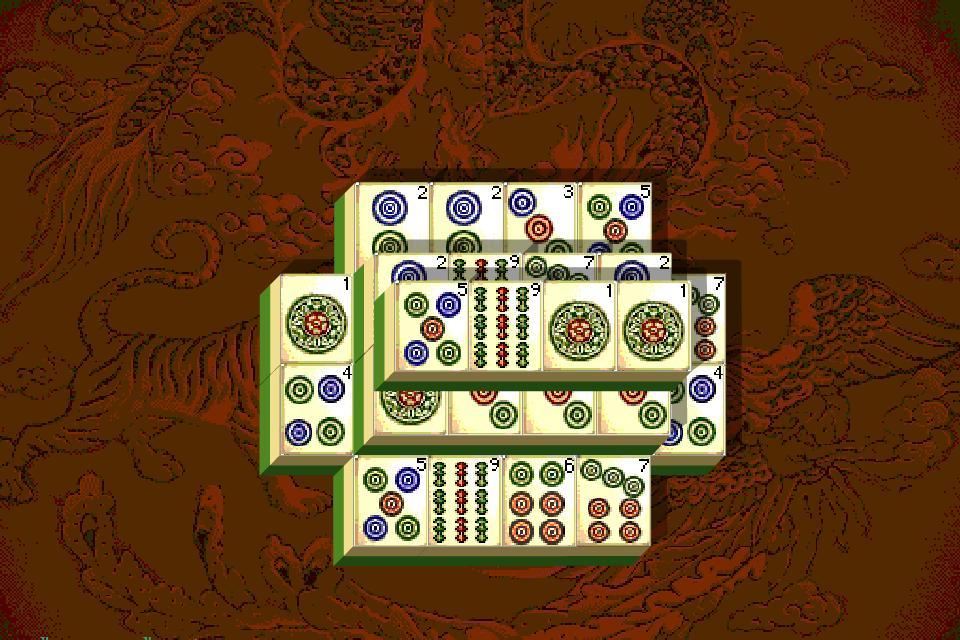 Dynasty Mahjongg