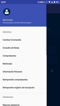 SiAC - UCE Mobile [Sistema Obsoleto] screenshot 1