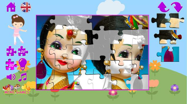 Doll puzzles screenshot 6