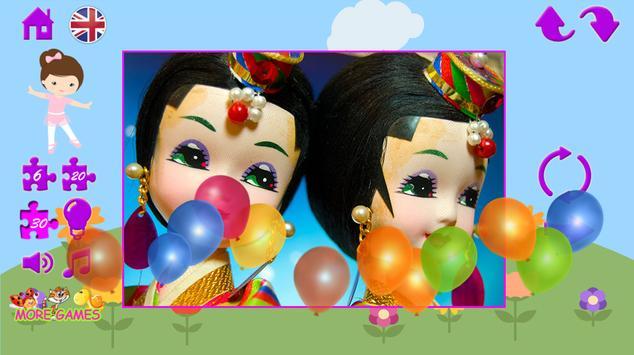 Doll puzzles screenshot 15