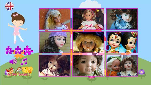Doll puzzles screenshot 1