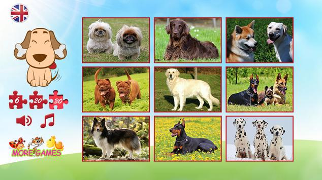 Puzzles of a dog screenshot 9