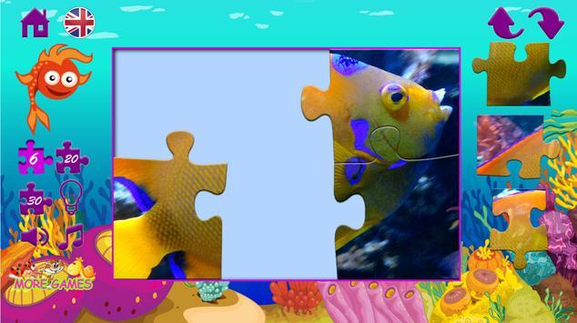 Puzzles fish apk screenshot