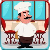 Puzzles food icon