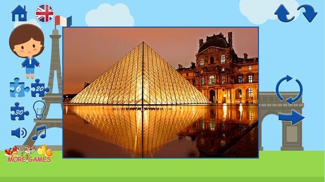 Puzzles Paris apk screenshot