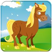 Pony puzzles icon