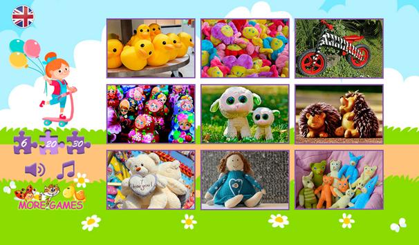 Puzzles toys screenshot 25