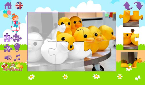 Puzzles toys screenshot 2