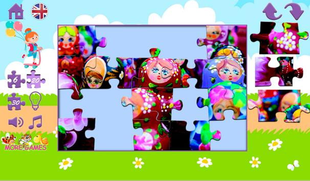 Puzzles toys screenshot 4