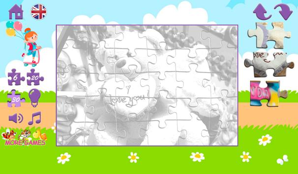 Puzzles toys apk screenshot