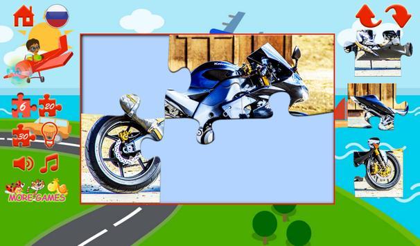 Puzzles transport apk screenshot