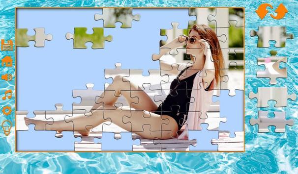 Bikini puzzles screenshot 19