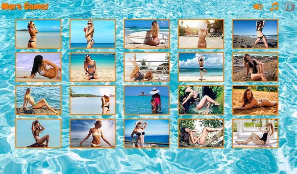 Bikini puzzles screenshot 25
