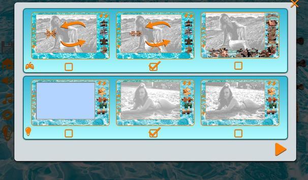 Bikini puzzles screenshot 2