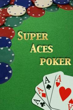 Super Aces Poker poster