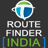 Route Finder India icon
