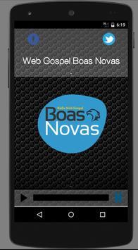 Radio Boas Novas poster